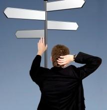 bigstockphoto_career_paths_-_business_choice_585836
